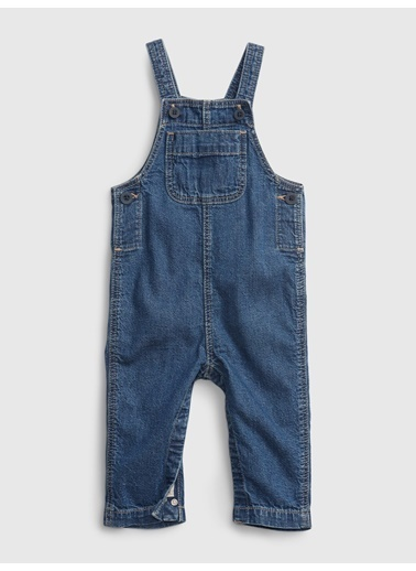 Gap Denim Salopet Lacivert